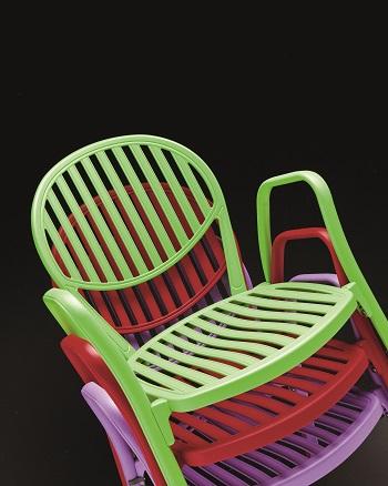 krzesło Olympa do restauracji, krzesło włoskie FAST