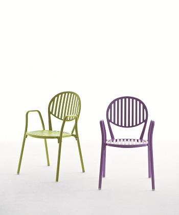 Krzesło do restauracji włoskie FAST