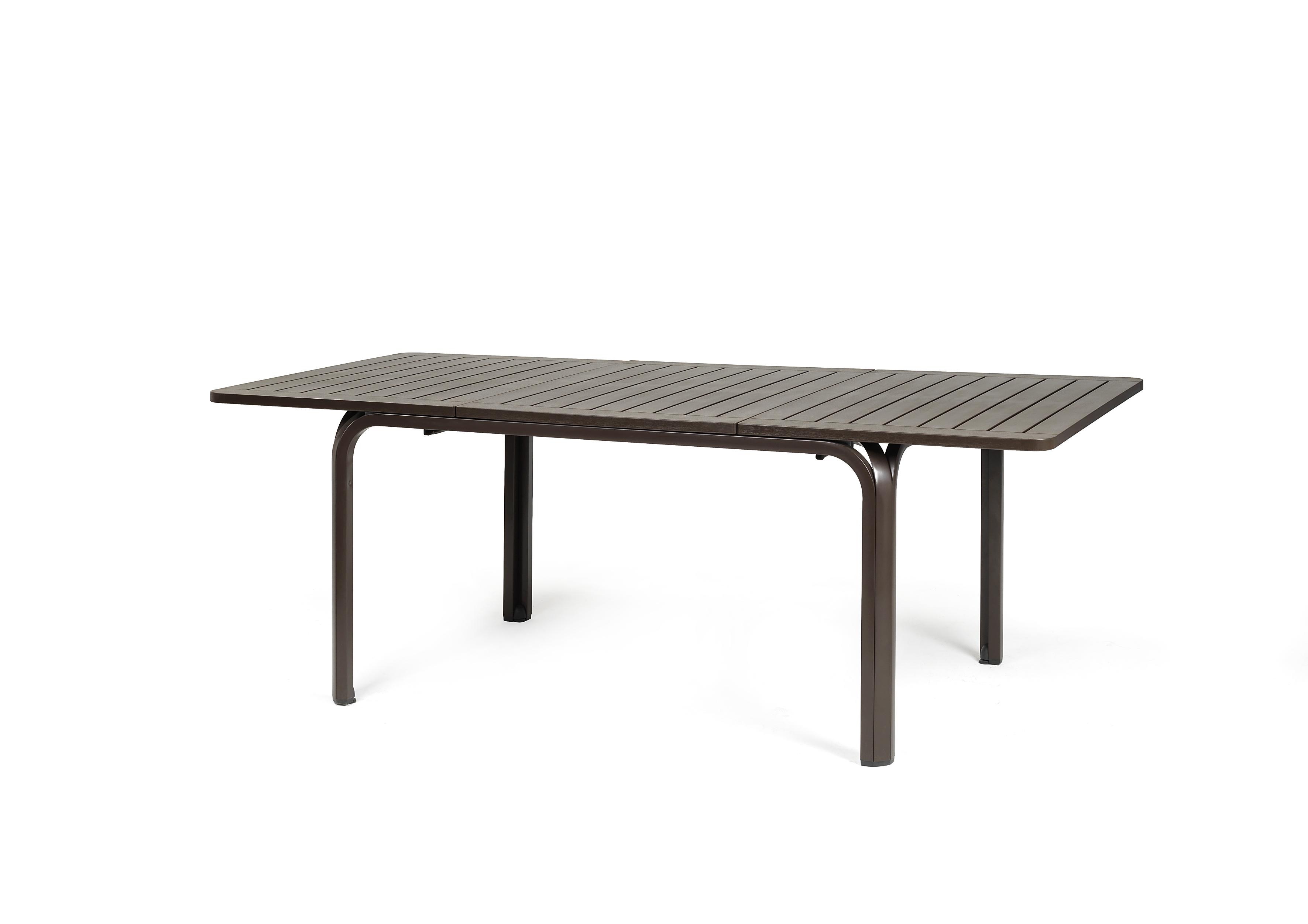 stół do ogrodu alloro 140 nardi