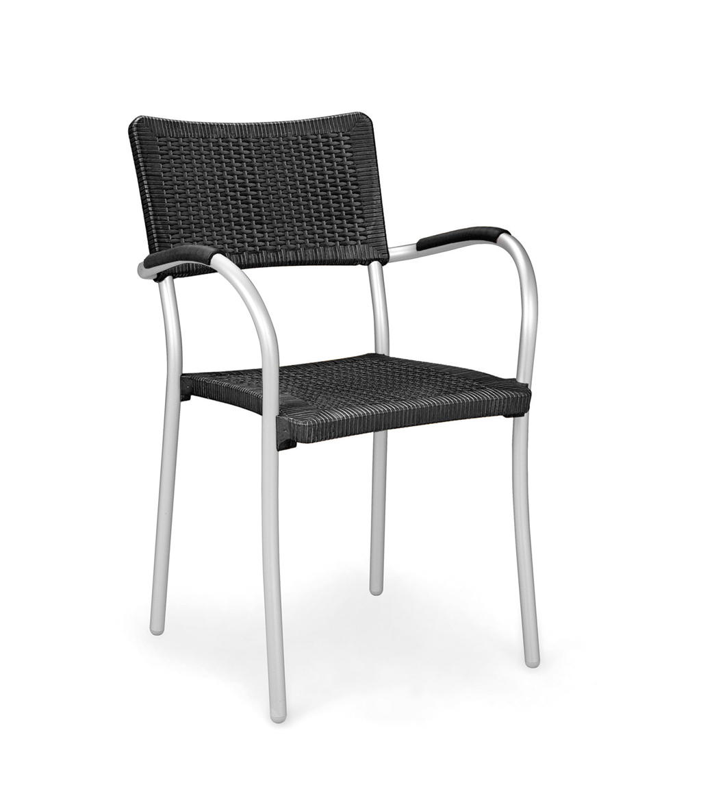 Krzesło artica nardi antracytowe