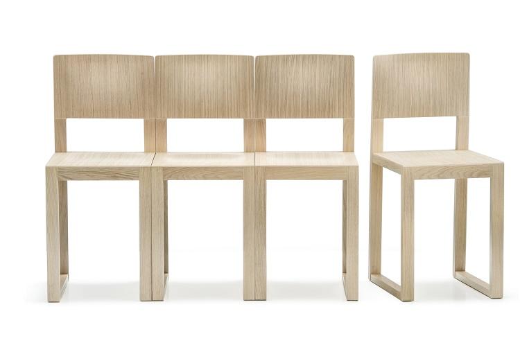Krzesło brera Pedrali