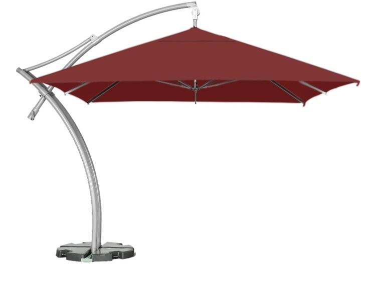 parasol boczny do ogrodu ibiza litex