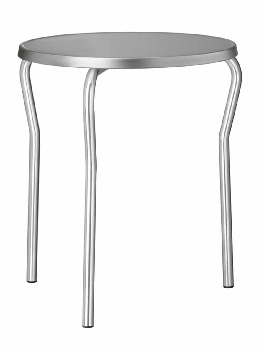 Podstawa stolika aluminiowa bistro