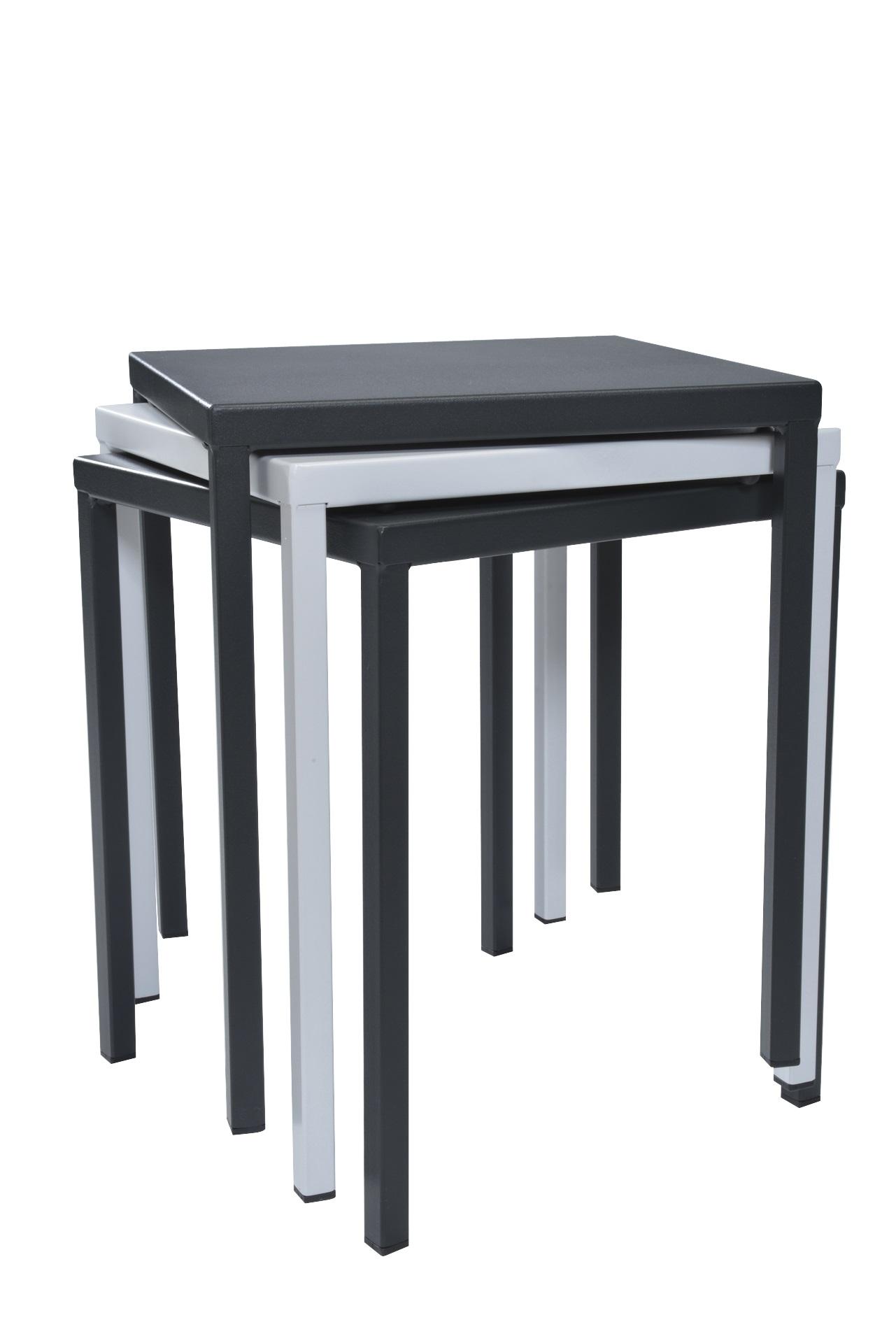Stół metalowy 60x80 do restauracji