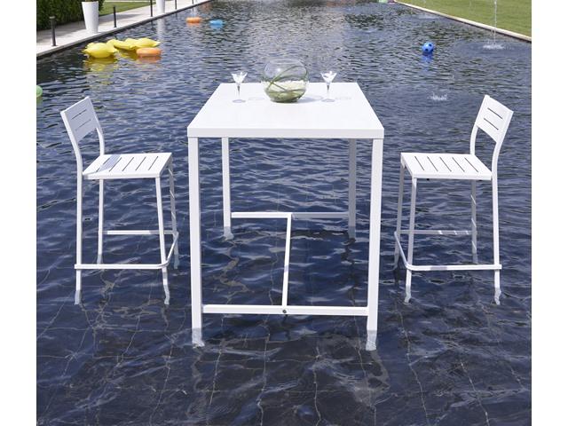 Barowy stół do ogrodu włoski DORIO