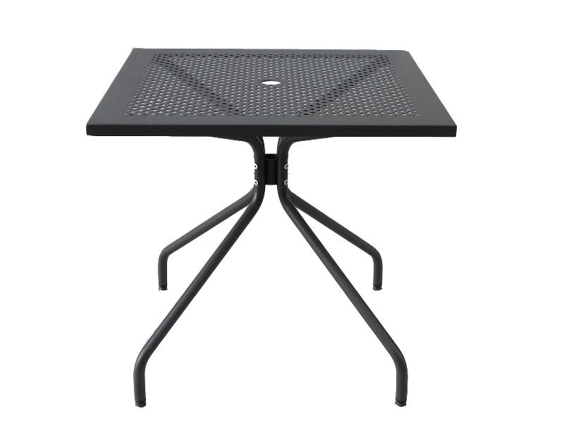 Stół ażurowy do ogródka restauracji ESTATE 90
