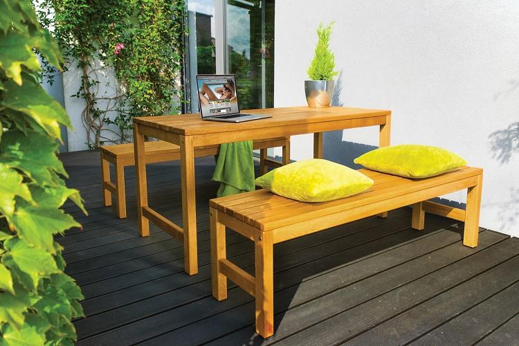 Stół drewniany Farmer na tar i do ogrodu