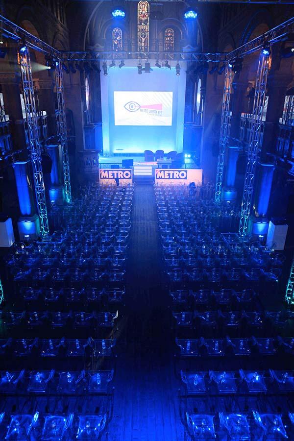 krzesła eventowe przezroczyste Igloo