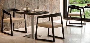 Krzesło Pedrali Sign drewniane