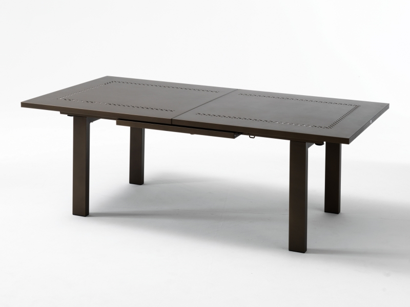 Stół Helios XL RD Italia metalowy rozkładany do ogrdou