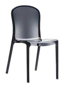 Krzesło Victoria Siesta czarne