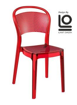 krzesło Bee Siesta czerowne