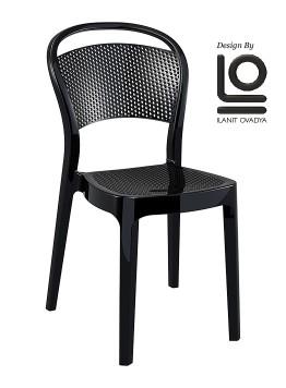 krzesło Bee Siesta czarne