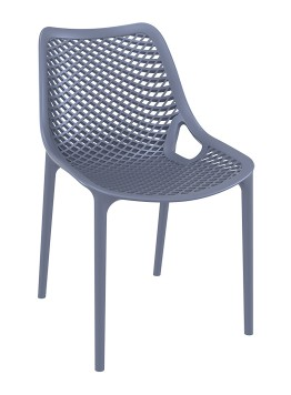 Krzesło Air Siesta szare horeca