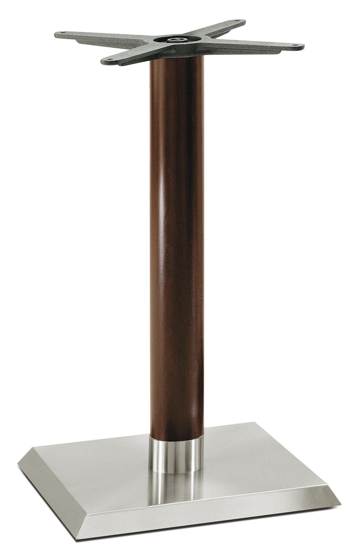 Podstawa do stołu Pedrali Linea kolumna drewniana
