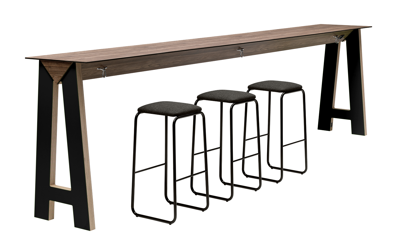 Stół barowy wysoki długi LINK 507