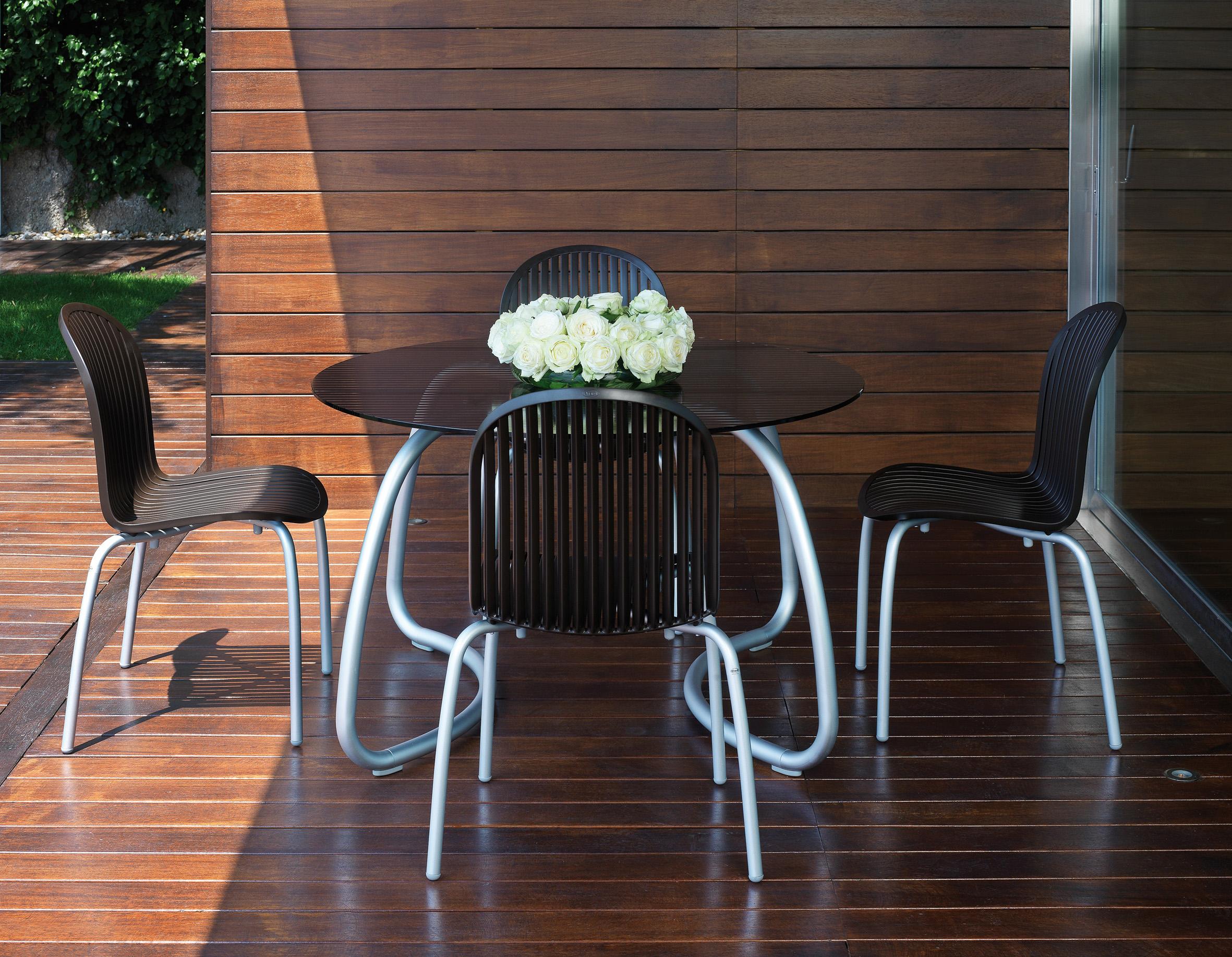 Krzesło do kawiarni Ninfea Nardi