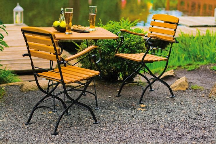 Stół restauracyjny outdoor Maja Rondo