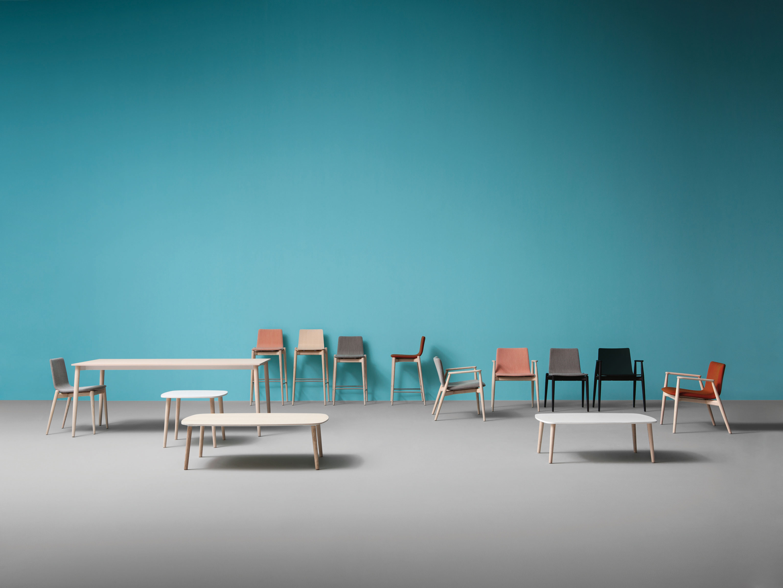 Krzesło Malmo Pedrali