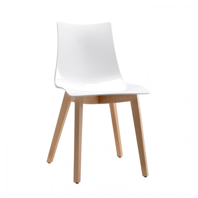 krzesło Zebra Natural Scab Design