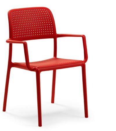Krzesło Bora Czerwone Nardi