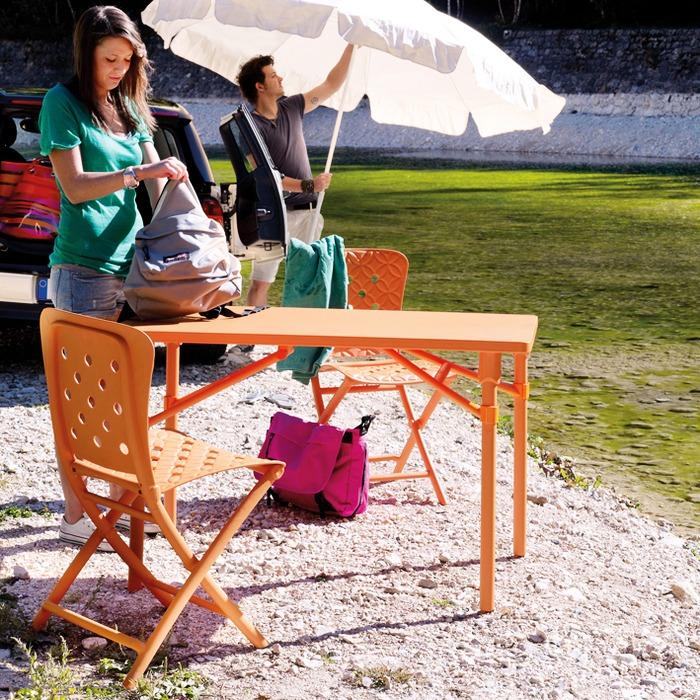 stolik składany ogrodowy ZIC Nardi