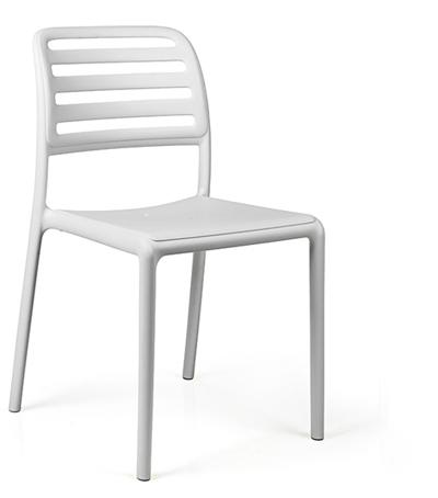 białe krzesło Costa Nardi