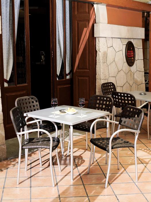 krzesło do ogródka kawiarni Aurora Nardi