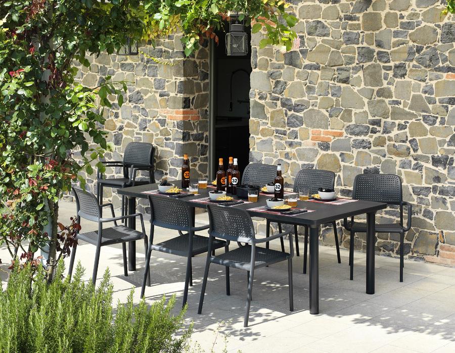 Stół obiadowy do ogrodu Libeccio nardi