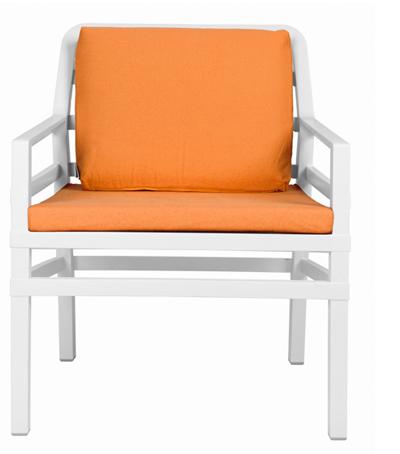fotel z poduszkami Aria Nardi