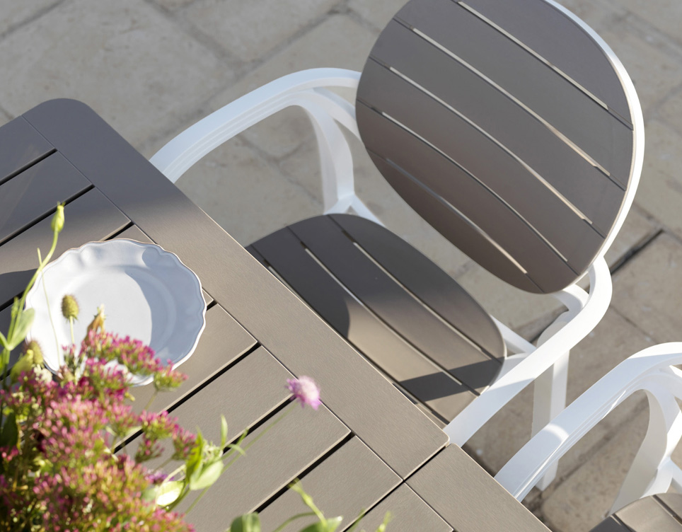 Krzesło Palma Nardi tortora