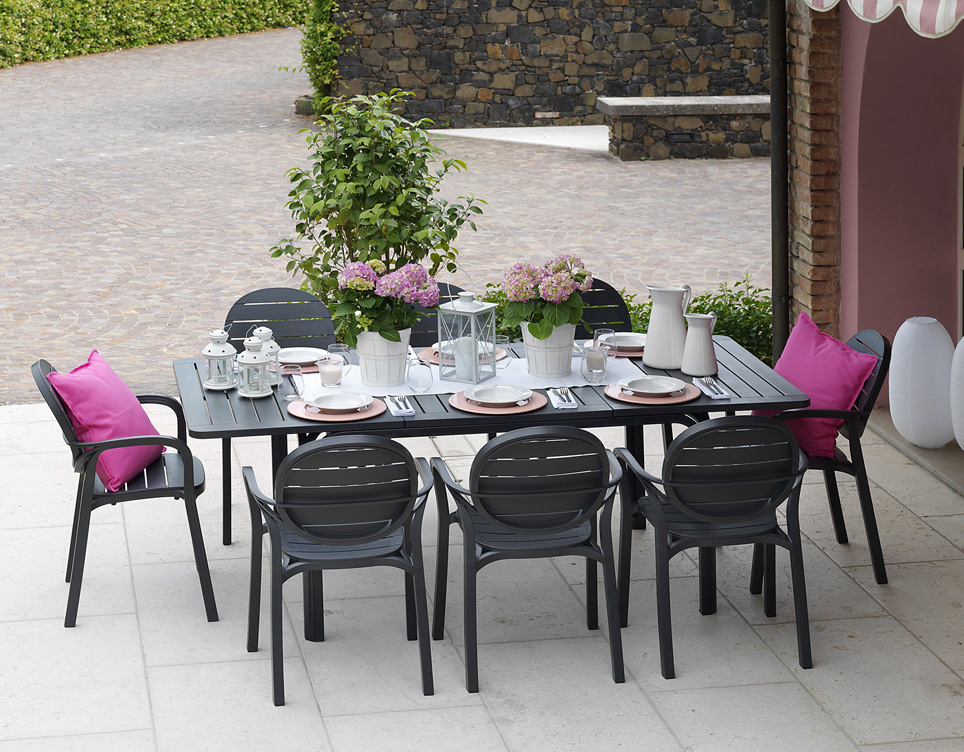 Stół tarasowy nowoczesny Alloro Nardi