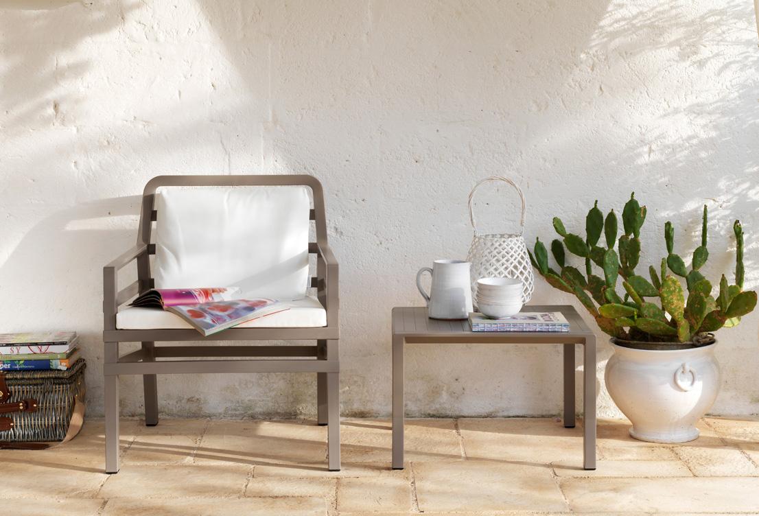 Fotel Aria Nardi