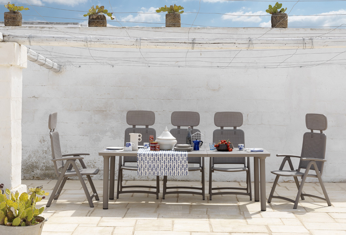 Stół na taras Libeccio Nardi