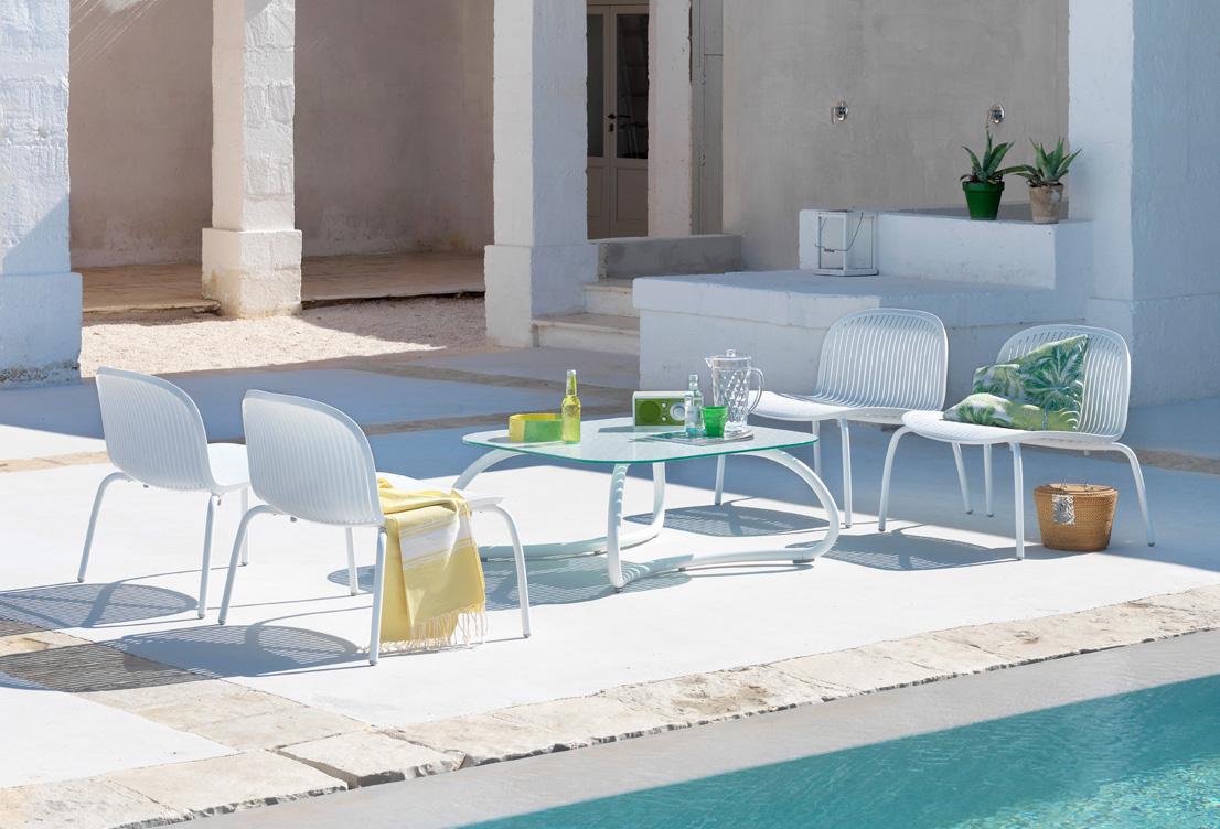 Fotel ogrodowy Ninfea Relax Nardi