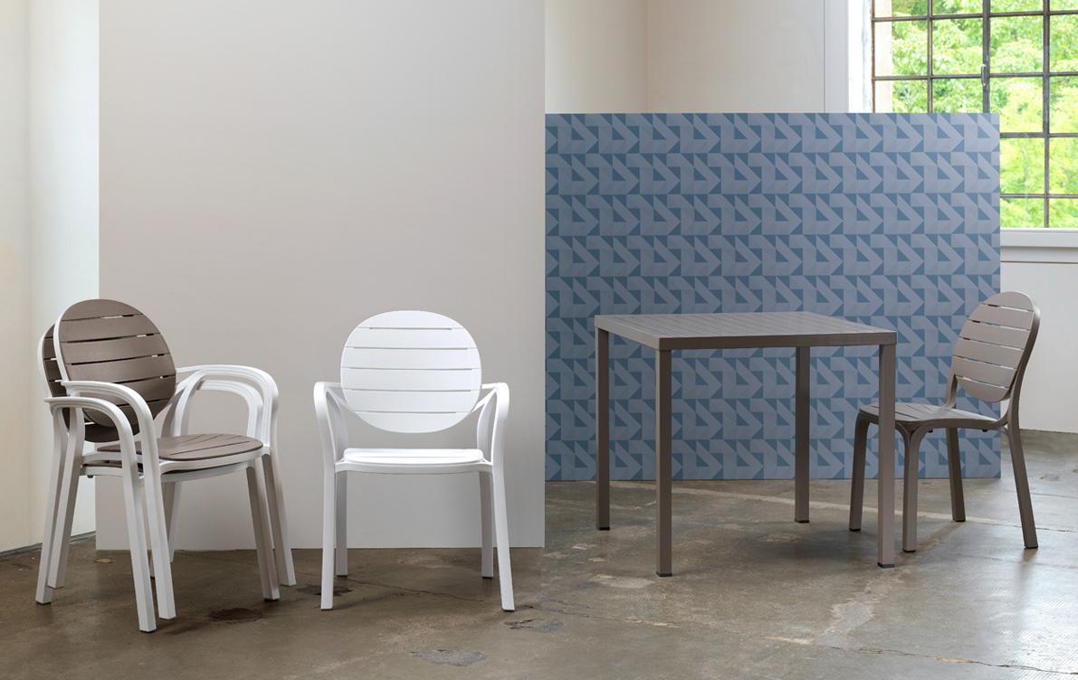 krzesło do ogródka kawiarni erica nardi