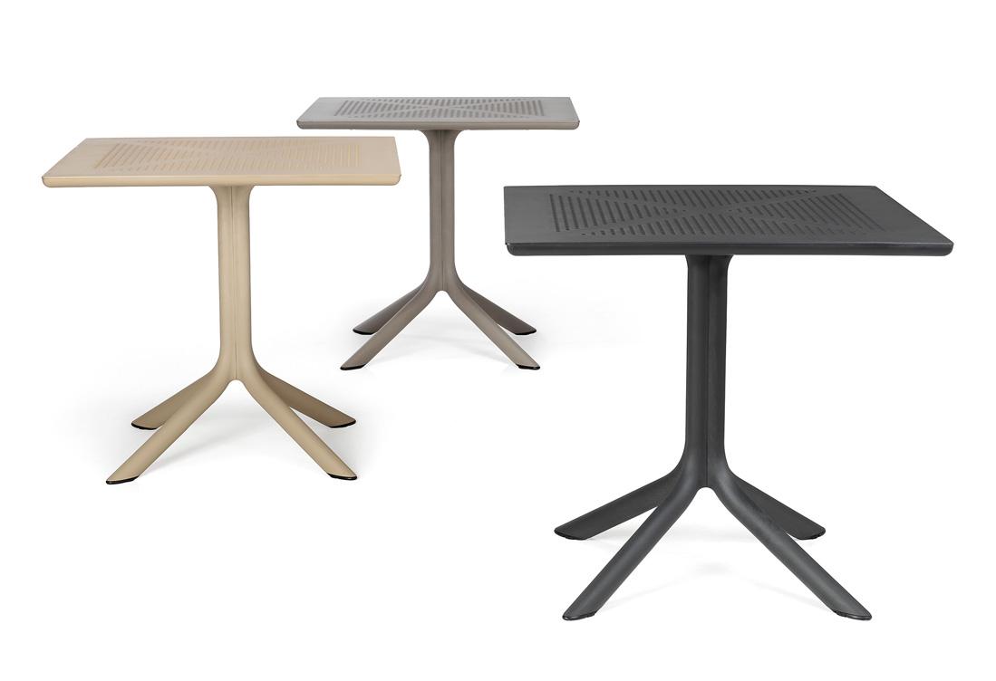 Stół zewnętrzny CLIP Nardi