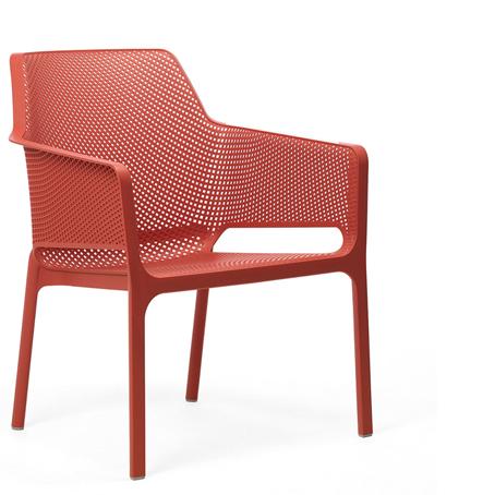 Krzesło Net Relax koralowe