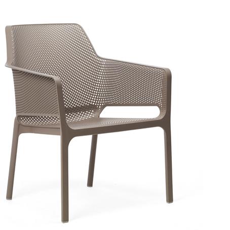 Krzesło Net Relax Nardi Tortora