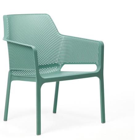 Krzesło Net Relax Nardi turkusowe