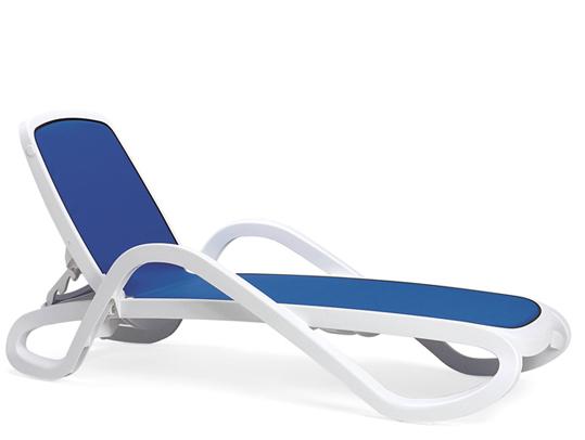 leżaki basenowe Alfa