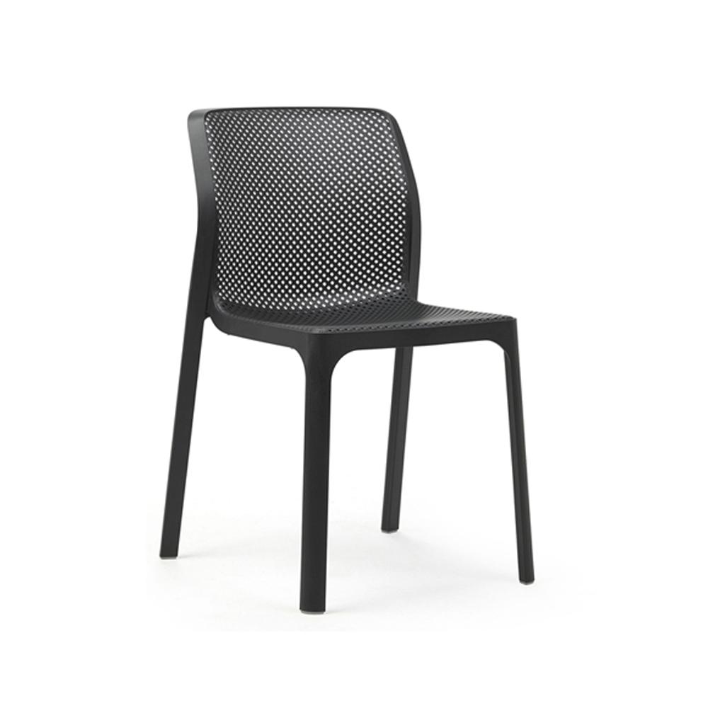 Krzesło ogrodowe BIT antracytowy NARDI