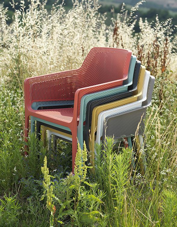 Krzesło do ogrodu Nex Relax Nardi