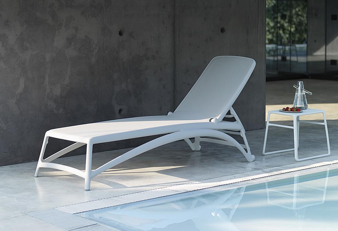leżak designerski Atlantico Nardi