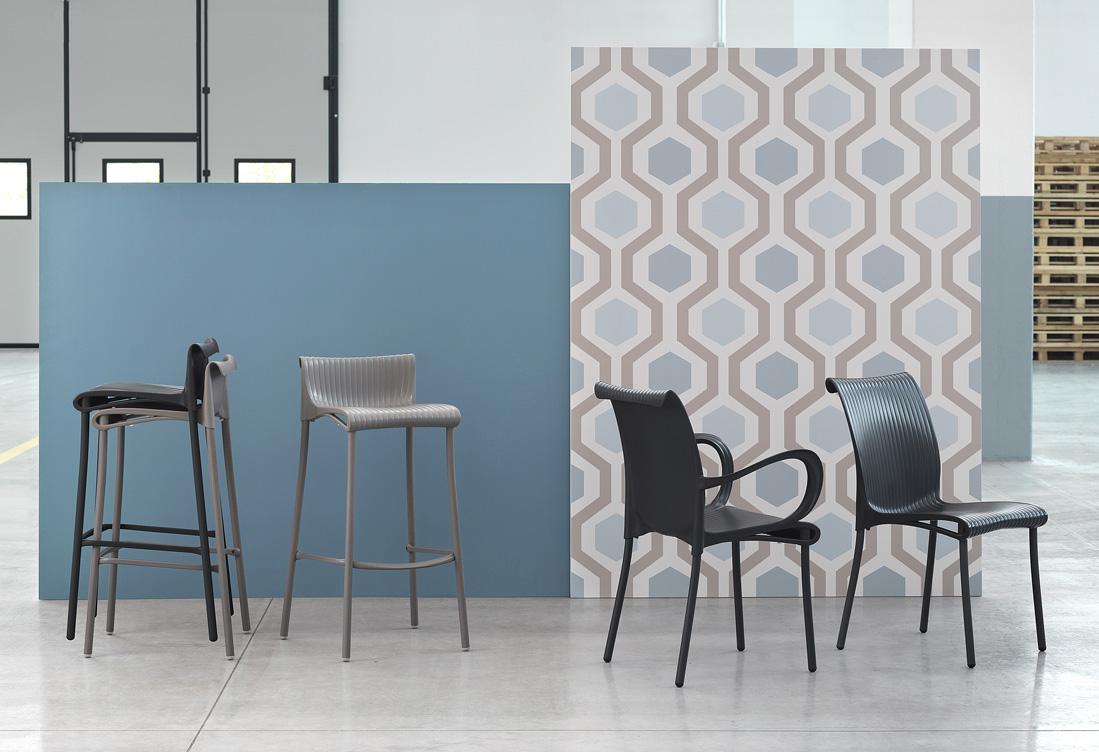 krzesła barowe DUCA NARDI