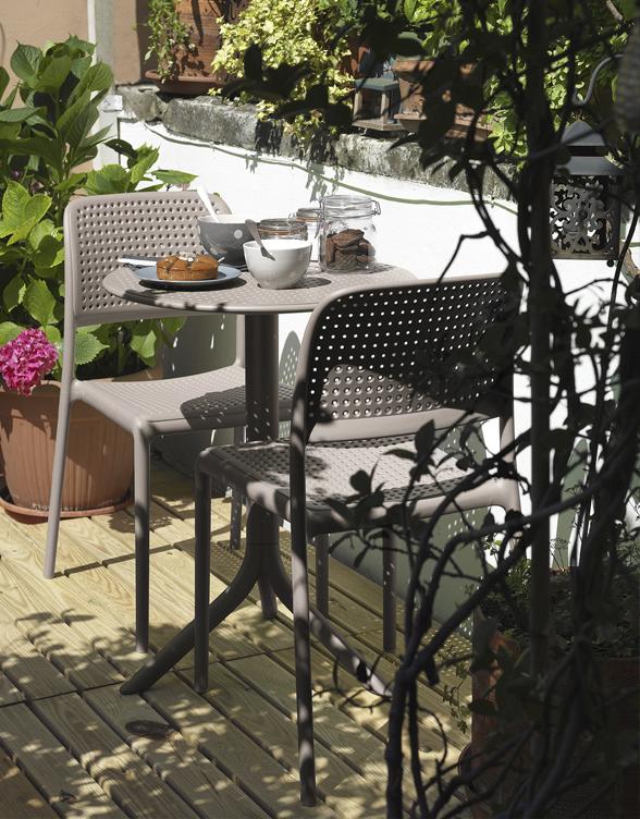 krzesło do kawiarni Bora Bistrot Nardi