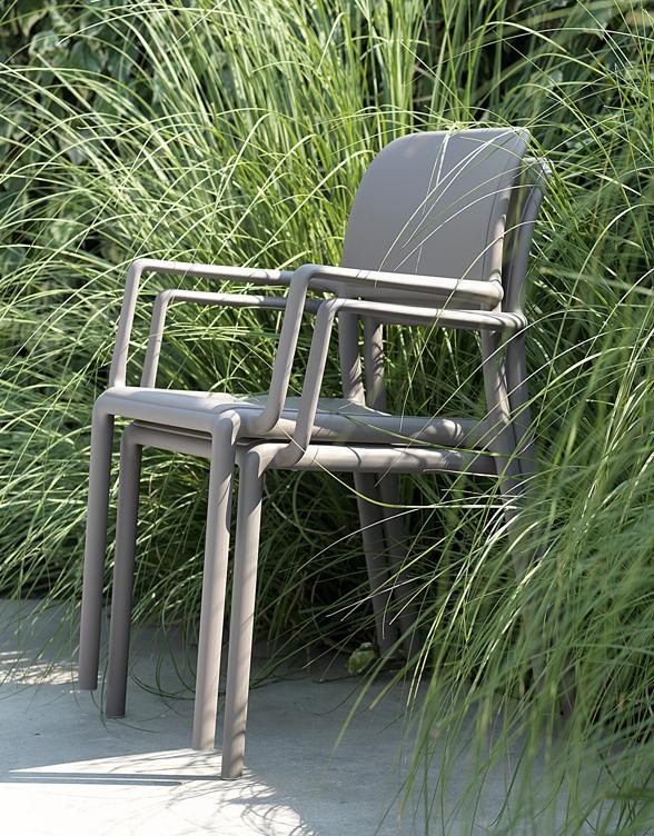 krzesło Riva włoskie nardi designerskie