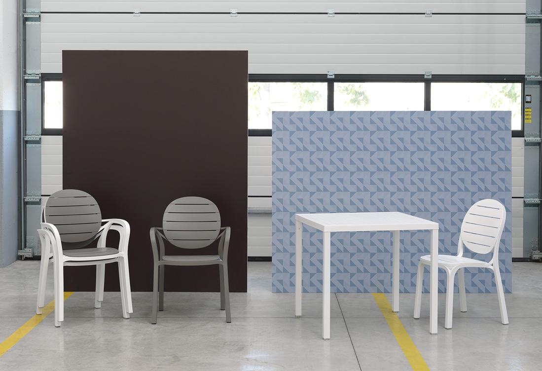Stół do kawiarni Cube Nardi