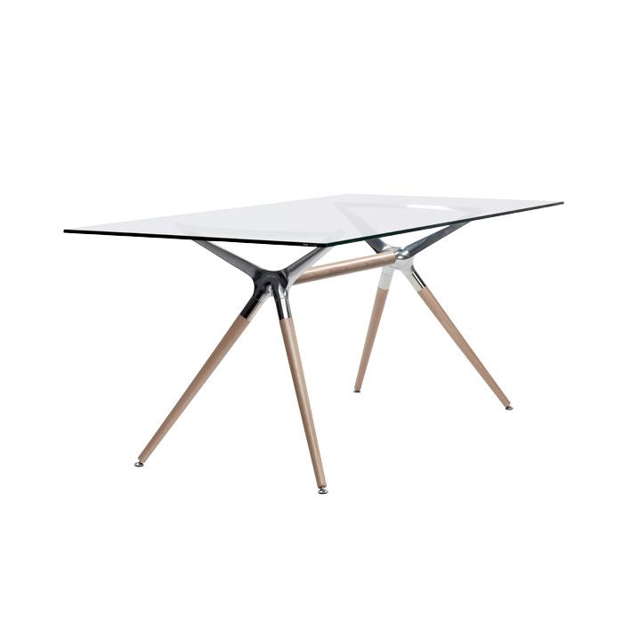 Stół Metropolis Scab Design nogi bukowe