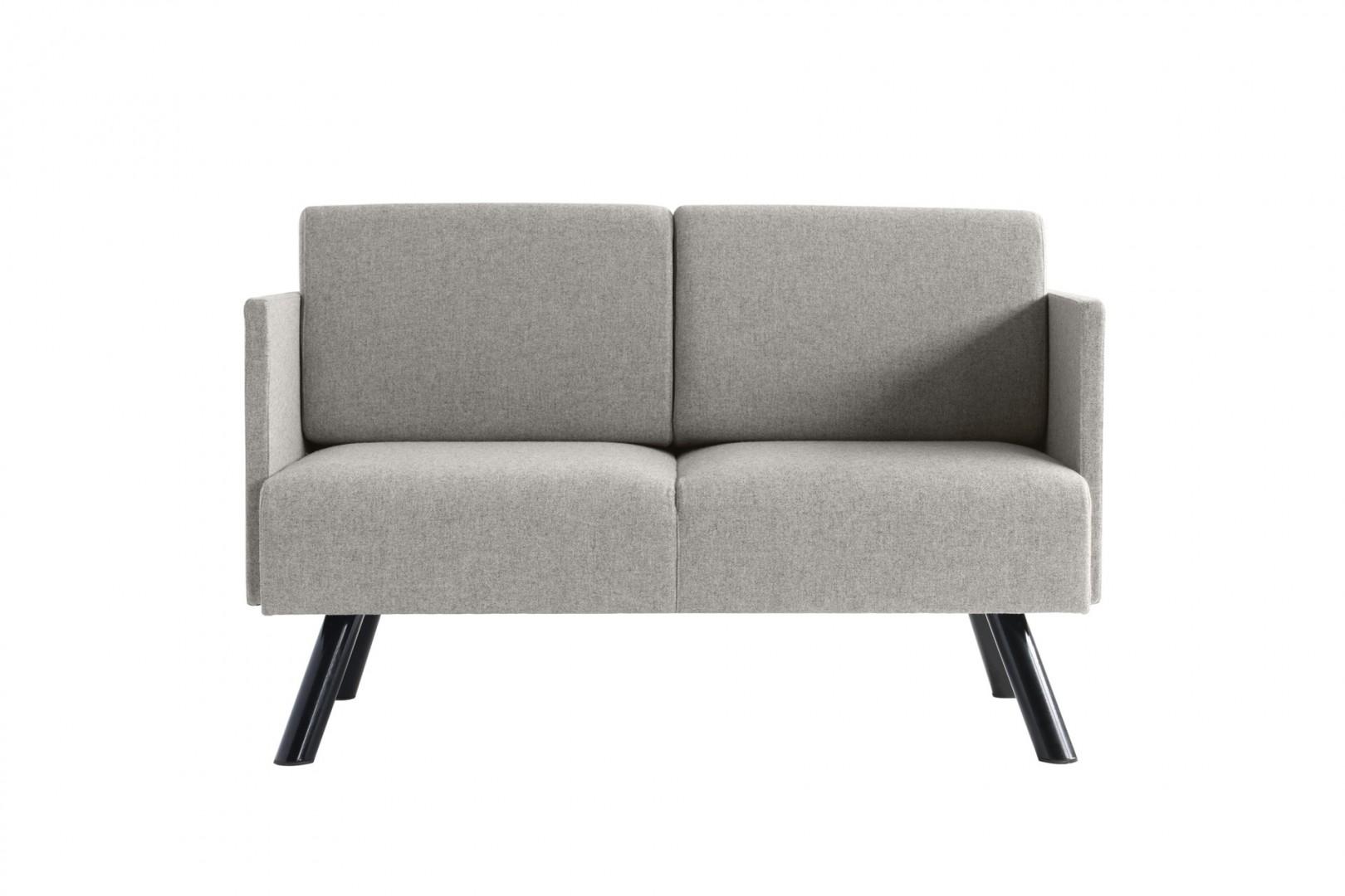 Sofa NOMAD z podłokietnikami tapicerowana Et Al.